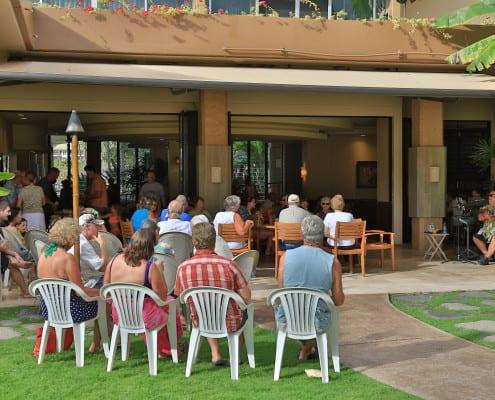 Maui Kaanapali Villas Mai Tai Reception