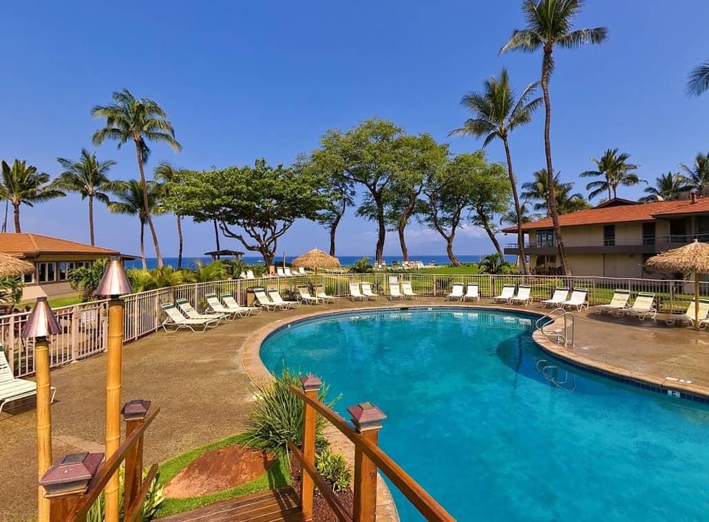 Kaanapali Beach Hotel  Maui Kaanapali Villas