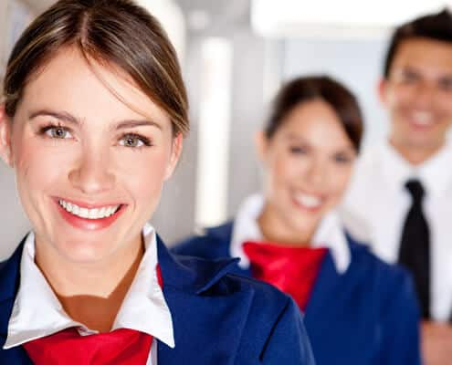 Airline Employee Offer