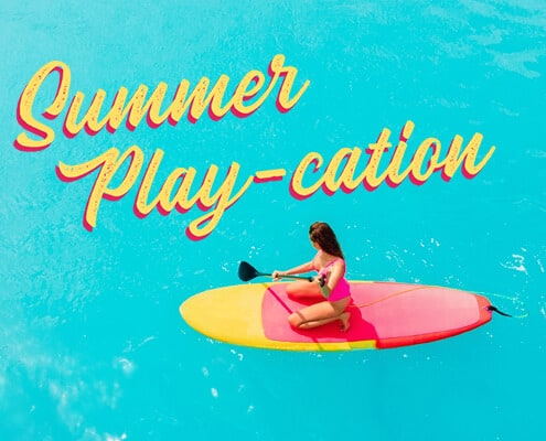 Summer Play-cation