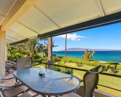 One Bedroom Oceanfront Premium Suite Balcony