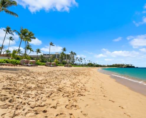 Aston Maui Kaanapali Villas - Beach
