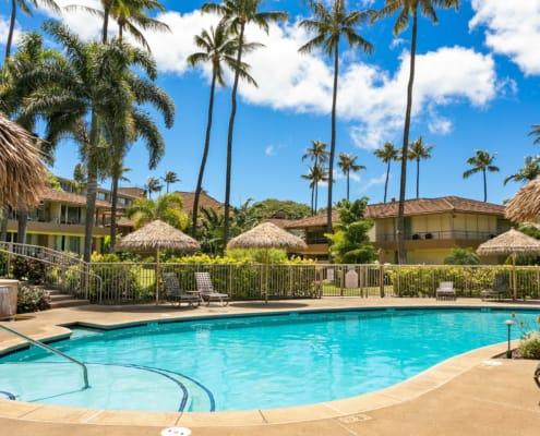 Aston Maui Kaanapali Villas - Pool