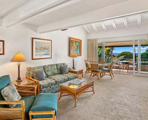 1-Bedroom Garden View Deluxe Living Space