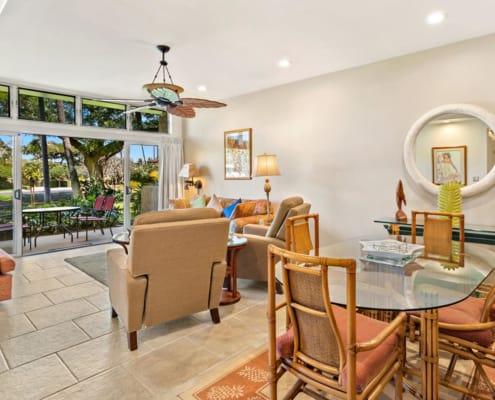 2-Bedroom Suite Deluxe Living Area