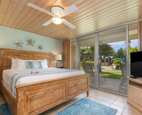 1-Bedroom Oceanside Premium Bedroom