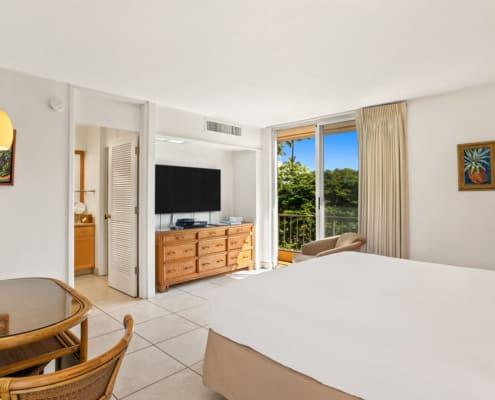 Hotel Room Deluxe Bedroom