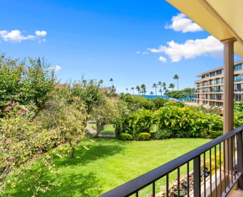 Studio Ocean View Balcony
